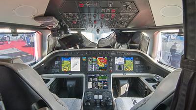PR-ZTX - Embraer EMB-550 Praetor 600 - Embraer