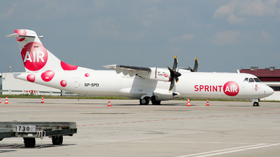 SP-SPD - ATR 72-212(F) - SprintAir