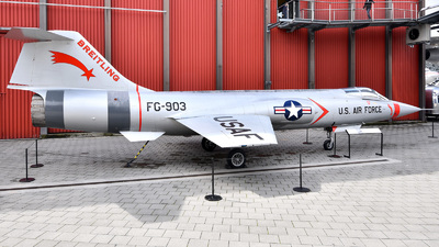 FG-903 - Lockheed F-104 Starfighter - Private