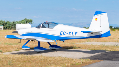 EC-XLF - Vans RV-9A - Private