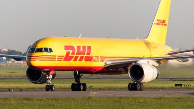 G-DHKB - Boeing 757-256(PCF) - DHL Air