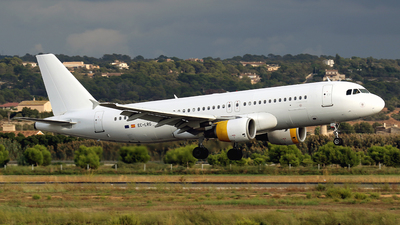 EC-LRG - Airbus A320-214 - Vueling Airlines