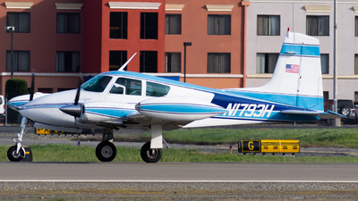 N1793H - Cessna 310C - Private