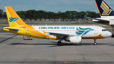RP-C3192 - Airbus A319-111 - Cebu Pacific Air