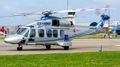OY-HMP - Agusta-Westland AW-189 - Bel Air Helicopters