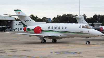 N25XP - Raytheon Hawker 800XP - Private