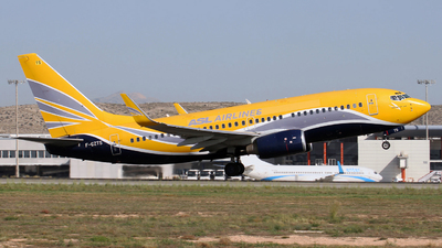 F-GZTS - Boeing 737-73V - ASL Airlines