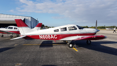 N608AC - Piper PA-28-181 Archer TX - Private