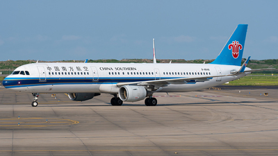 A picture of B8848 - Airbus A321211 - China Southern Airlines - © Janson Button