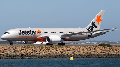 VH-VKB - Boeing 787-8 Dreamliner - Jetstar Airways