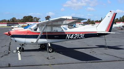 N4213L - Cessna 172G Skyhawk - Private