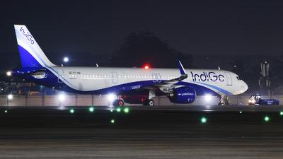 VT-IUR - Airbus A321-271NX - IndiGo Airlines