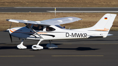 D-MWKR - TL Ultralight TL-3000 Sirius - Private