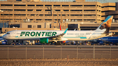 N713FR - Airbus A321-211 - Frontier Airlines