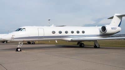 N25CP - Gulfstream G-V - Private