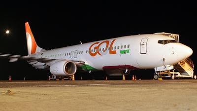 PR-GZR - Boeing 737-8K2 - GOL Linhas Aéreas