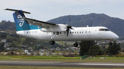 ZK-NEE - Bombardier Dash 8-Q311 - Air New Zealand