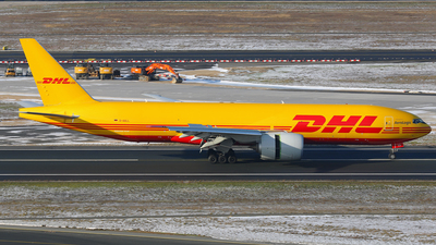 A picture of DAALL - Boeing 777F - DHL - © Daniel Klein