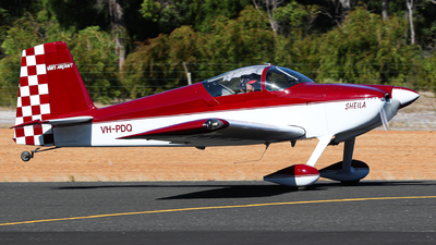 VH-PDQ - Vans RV-7 - Private