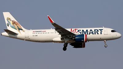 CC-AWO - Airbus A320-271N - JetSmart