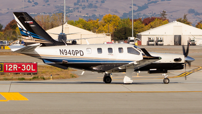 N940PD - Socata TBM-940 - Private
