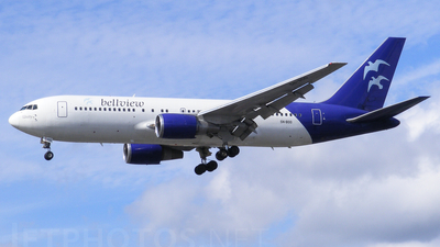 5N-BGG - Boeing 767-241(ER) - Bellview Airlines