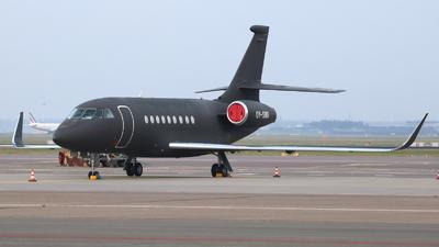 OY-ZWO - Dassault Falcon 2000EX - Air Alsie
