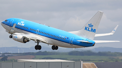 PH-BGF - Boeing 737-7K2 - KLM Royal Dutch Airlines
