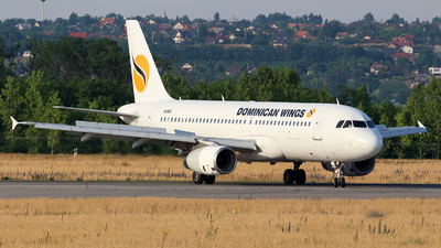 HI968 - Airbus A320-233 - Dominican Wings