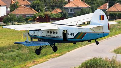YR-PBU - Antonov An-2 - Romanian Airclub