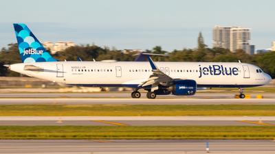 N2002J - Airbus A321-271NX - jetBlue Airways