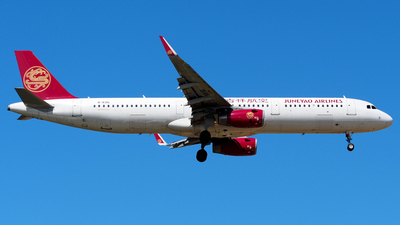 B-8315 - Airbus A321-231 - Juneyao Airlines