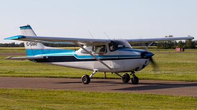 C-GVAY - Cessna 172M Skyhawk - Namao Flying Club