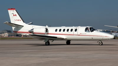 C-FMFM - Cessna 550 Citation II - Canada - Department of Transport