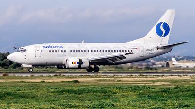 OO-SYI - Boeing 737-529 - Sabena