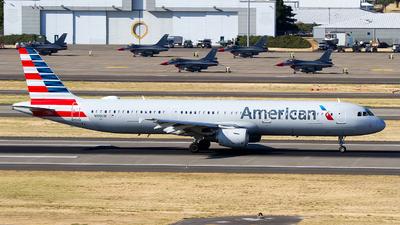 N190UW - Airbus A321-211 - American Airlines