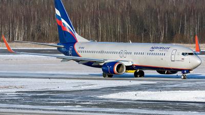 A picture of VQBHQ - Boeing 7378LJ - Aeroflot - © ArCher