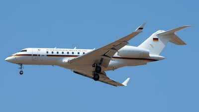 14-03 - Bombardier BD-700-1A11 Global 5000 - Germany - Air Force