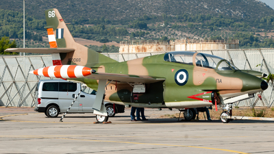 160066 - Rockwell T-2E Buckeye - Greece - Air Force