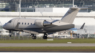 A picture of DAAAY - Bombardier Challenger 604 -  - © planespotter_manu