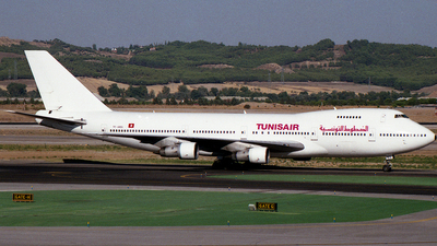 TF-ABG - Boeing 747-128 - Tunisair (Air Atlanta Icelandic)