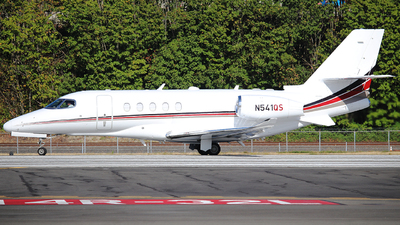 N541QS - Cessna Citation Latitude - NetJets Aviation