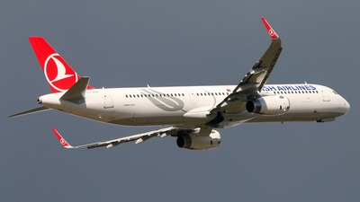 TC-JTN - Airbus A321-231 - Turkish Airlines