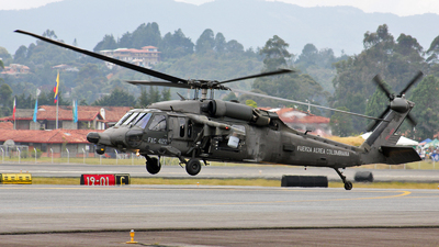 FAC4122 - Sikorsky AH-60L Arp�a IV - Colombia - Air Force
