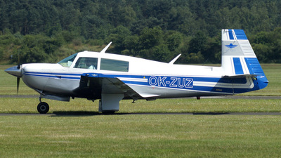OK-ZUZ - Mooney M20J-201 - Private