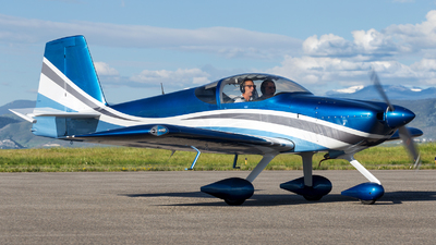 N742BS - Vans RV-7A - Private