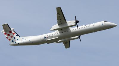 9A-CQA - Bombardier Dash 8-Q402 - Croatia Airlines