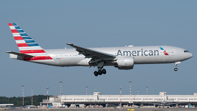 A picture of N785AN - Boeing 777223(ER) - American Airlines - © Gianluca Mantellini