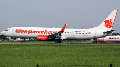 A picture of PKLGT - Boeing 7379GP(ER) - Lion Air - © EDUARDO K PURBA