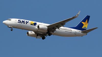 JA73NA - Boeing 737-8HX - Skymark Airlines